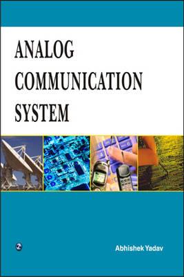 Analog Communication System (Paperback)