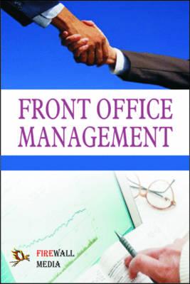 Front Office Management (Paperback)