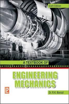 A Textbook of Engineering Mechanics (Paperback)