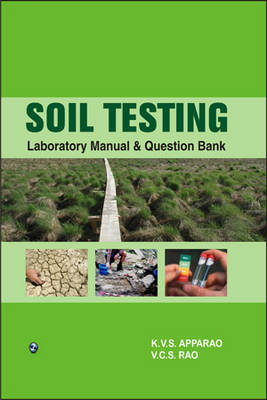 Soil Testing Laboratory Manual and Question Bank (Paperback)