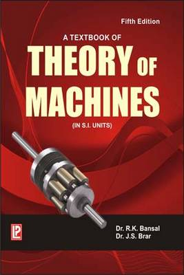 A Textbook of Theory of Machines: (In S.I. Units) (Paperback)