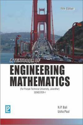 A Textbook of Engineering Mathematics (PTU, Jalandhar) Sem-I (Paperback)