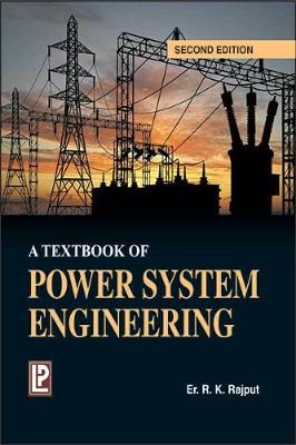 A Textbook of Power System Engineering (Paperback)