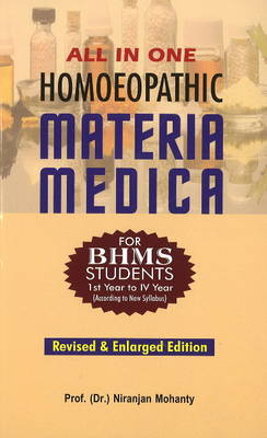 All in One Homoeopathic Materia Medica: Revised & Enlarged Edition (Hardback)