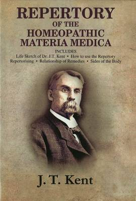 Repertory of the Homeopathic Materia Medica (Hardback)