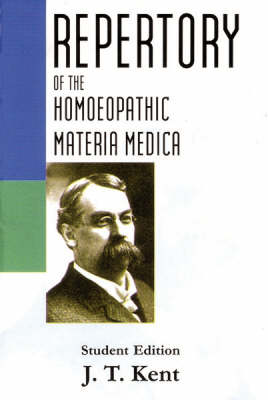 Repertory of the Homeopathic Materia Medica (Paperback)