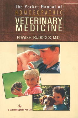 The Pocket Manual of Homeopathic Veterinary Medicine (Paperback)