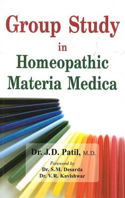 Group Study in Homeopathic Materia Medica (Paperback)