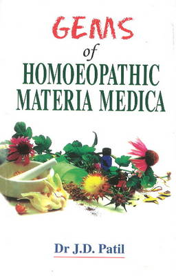 Gems of Homeopathic Materia Medica (Paperback)