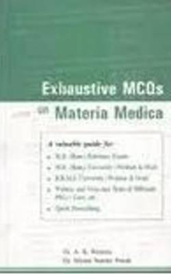 Exhaustive MCQs on Materia Medica (Paperback)