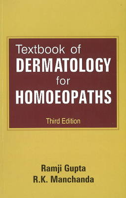 Textbook of Dermatology for Homoeopaths (Paperback)