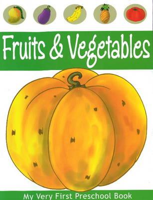 Fruits & Vegetables - Flash Cards (Paperback)