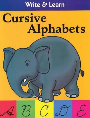 Cursive Alphabets (Paperback)