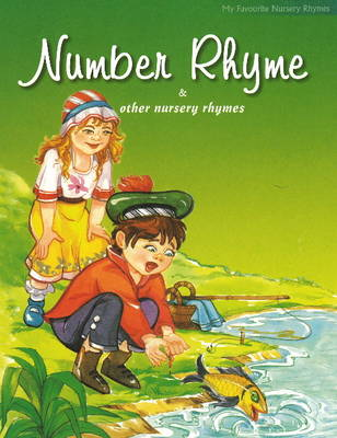 Number Rhyme and Other Nursery Rhymes (Paperback)