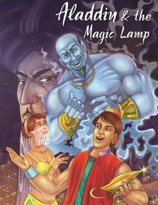 Alladin and the Magic Lamp (Paperback)