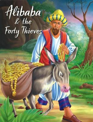 Alibaba & the Forty Thieves (Paperback)