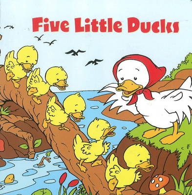 Five Little Ducks (Hardback)