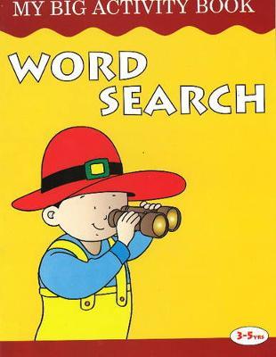Word Search Fun 4 (Paperback)