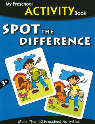 Spot the Difference (Paperback)