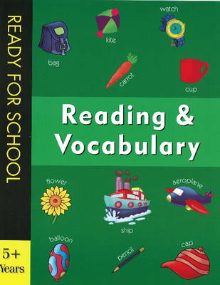 Reading and Vocabulary - Ready for School (Paperback)