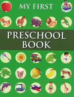 My First Preschool Book (Paperback)