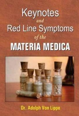 Keynotes & Redline Symptoms of Materia Medica (Paperback)