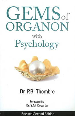 Gems of Organon with Psychology (Paperback)