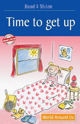 Time to Get Up: Level 2 (Paperback)