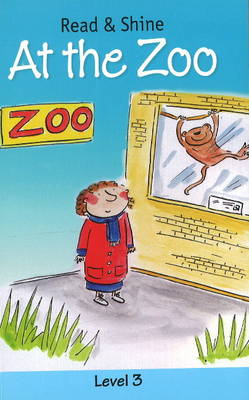 At the Zoo: Level 3 (Paperback)