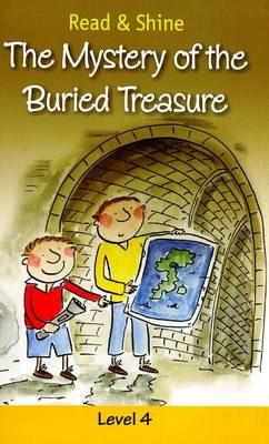 Mystery of the Buried Treasure: Level 4 (Paperback)