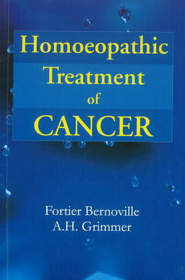 Homoeopathic Treatment of Cancer (Paperback)