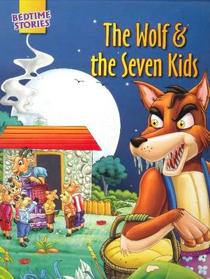 Wolf & the Seven Kids (Paperback)