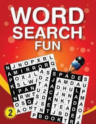 Word Search Fun 2 (Paperback)