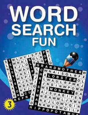 Word Search Fun 3 (Paperback)