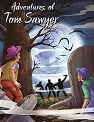 Adventures of Tom Sawyer (Paperback)