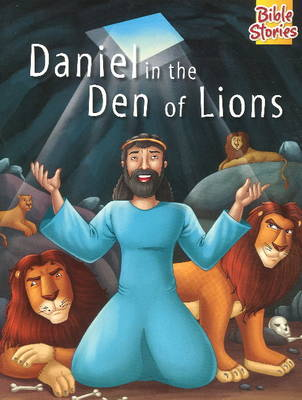 Daniel in the Den of Lions (Paperback)
