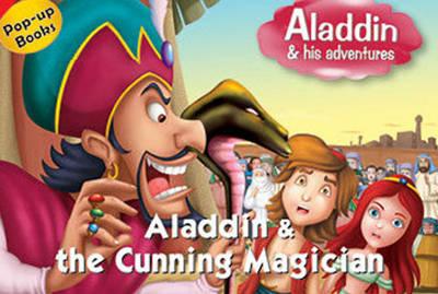 Aladdin & the Cunning Magician (Hardback)