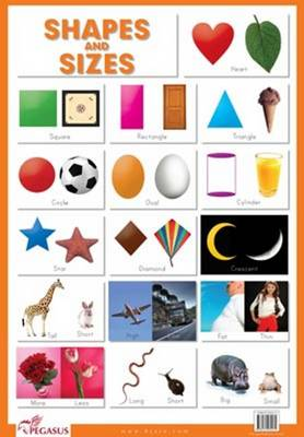 Shapes & Sizes (Poster)