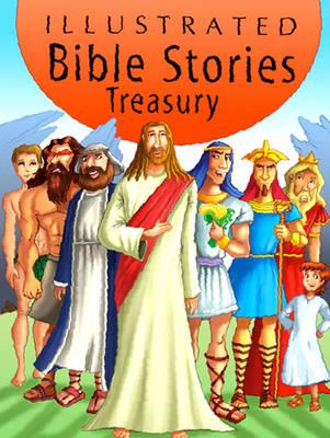 Illustrated Bible Stories Treasury (Hardback)