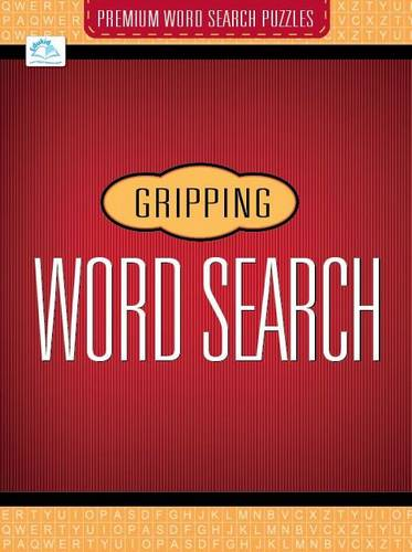 Gripping Word Search (Paperback)