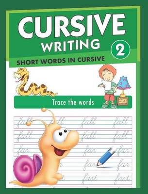 Cursive Writing 2: Short Words (Paperback)