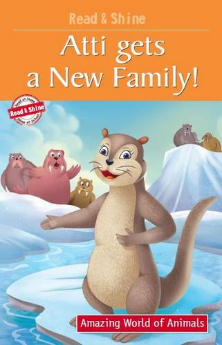 Atti Get's A New Family (Paperback)