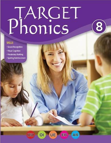 Target Phonics 8 (Paperback)