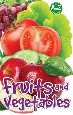 Fruits & Vegetables - Flash Cards (Board book)