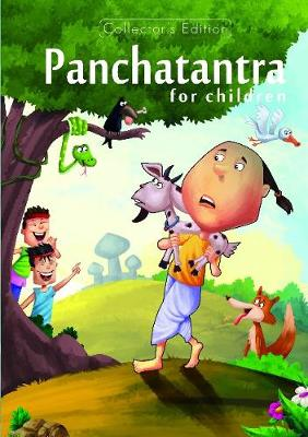 Panchatantra for Children (Hardback)