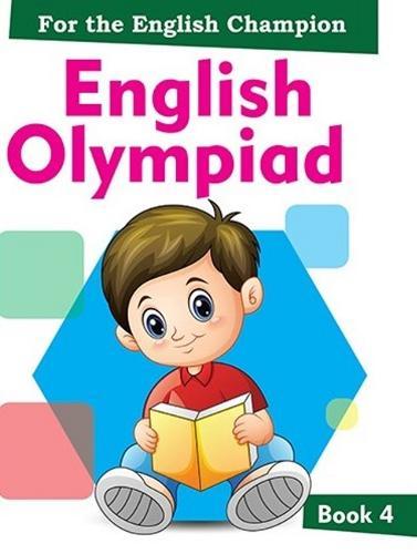English Olympiad-4 (Paperback)