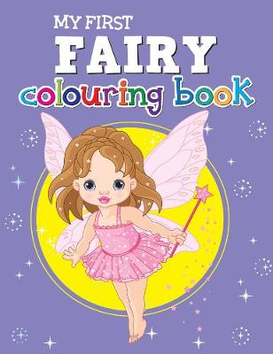 Fairy Colouring Book Magical Creatures (Paperback)