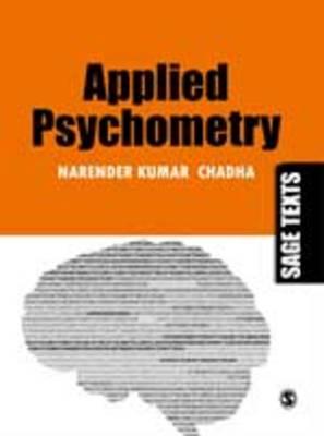 Applied Psychometry (Paperback)