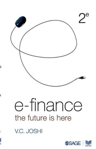 E-Finance: The Future is Here (Paperback)