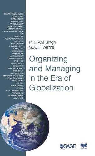Organizing and Managing in the Era of Globalization (Hardback)